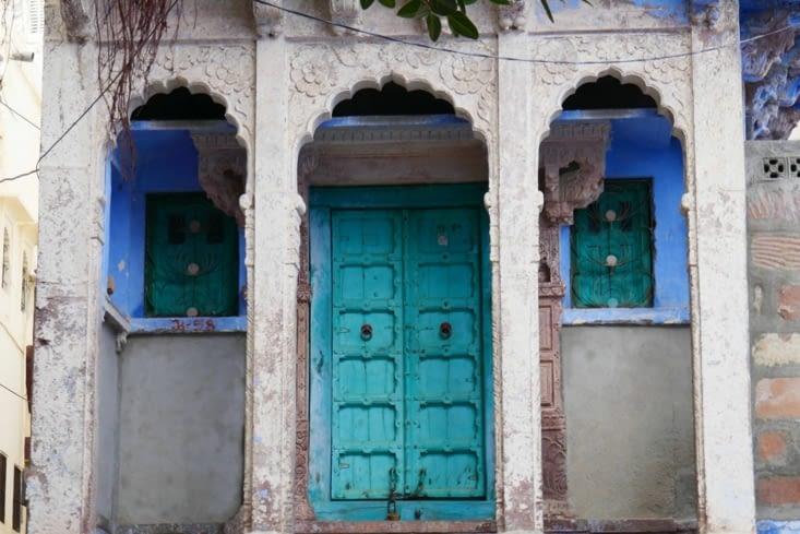le bleu de Jodhpur