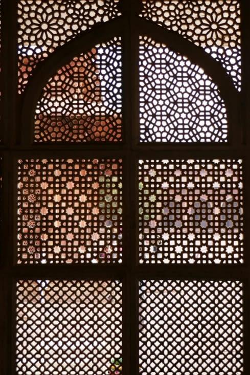 Toujours le style de fenêtre permettant de voir depuis l'intérieur sans être vu