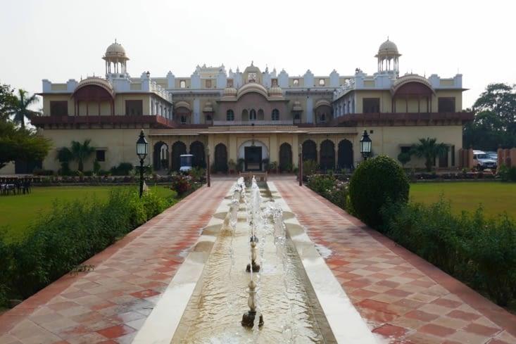 Un vrai palais une fois dans sa vie.