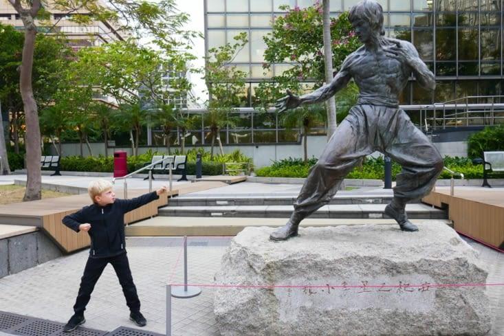 Hommage à Bruce Lee