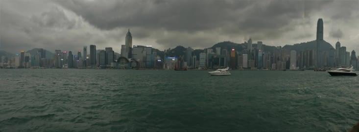 Au revoir Hong Kong