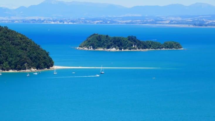 Des plages, de la mer et de la végétation : vous n'en avez pas marre?