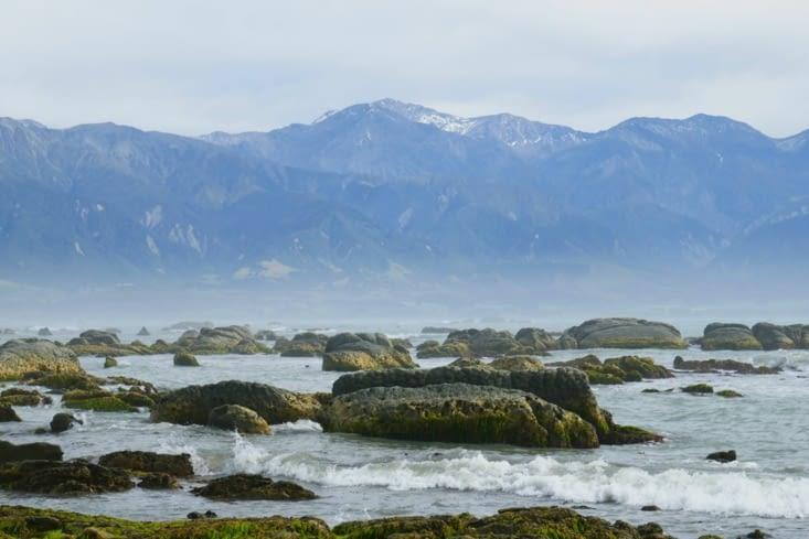 La marée basse