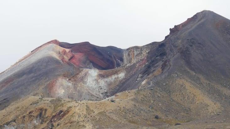 Enfin un volcan dégagé