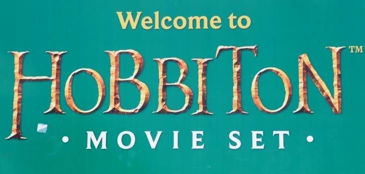 Nous voici dans le décor du seigneur des anneaux et des hobbits