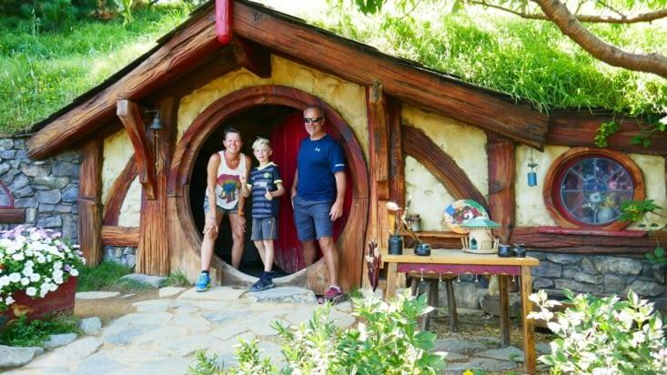 Élection de la plus belle famille de hobbits