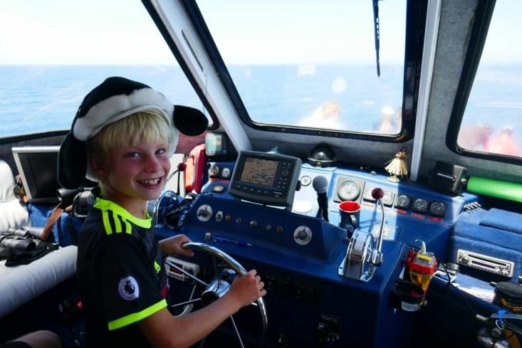 Notre nouveau capitaine