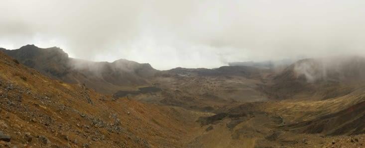 la vallée du Mordor
