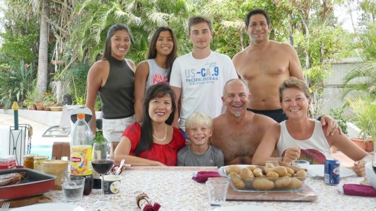 Le casting d'une famille formidable