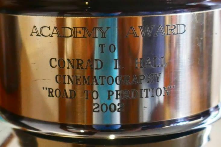 c'est réellement un vrai Oscar, un vrai de vrai !