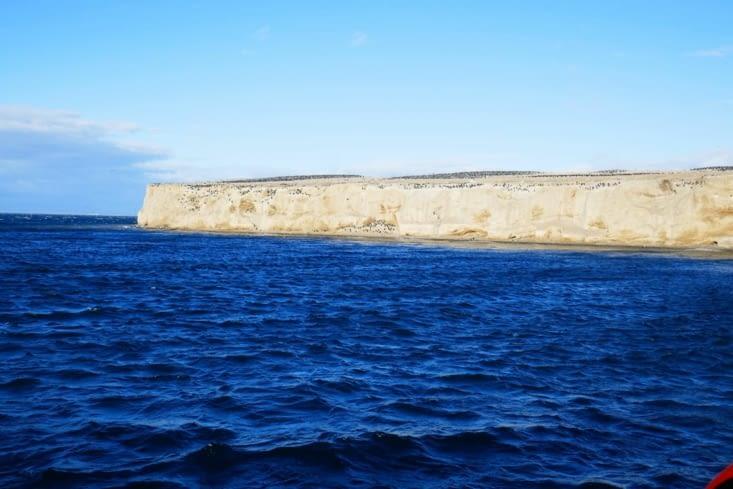 Arrivée sur l'île de Marta