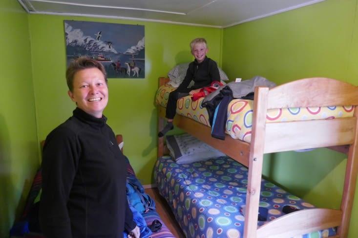 notre petite chambre