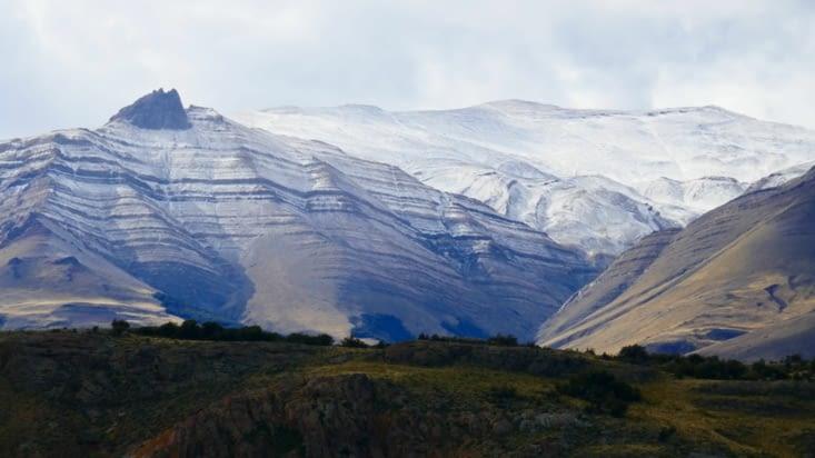 Il a neigé très récemment, ça ne gâte en rien le paysage