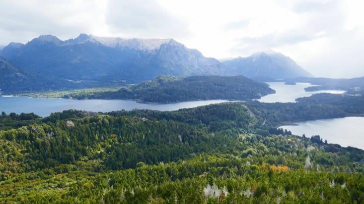 Toujours une des vue du cerro campanario