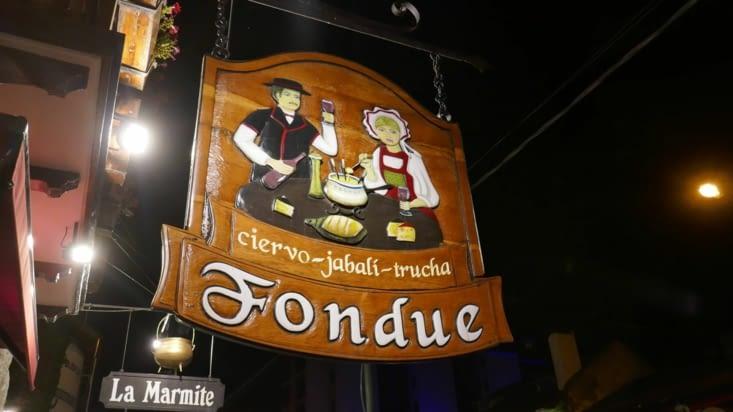 Une fondue au fromage ??? GO !!!