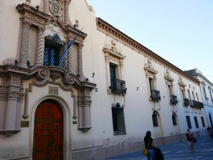 Quelques beaux édifices dans le coeur historique de Cordoba