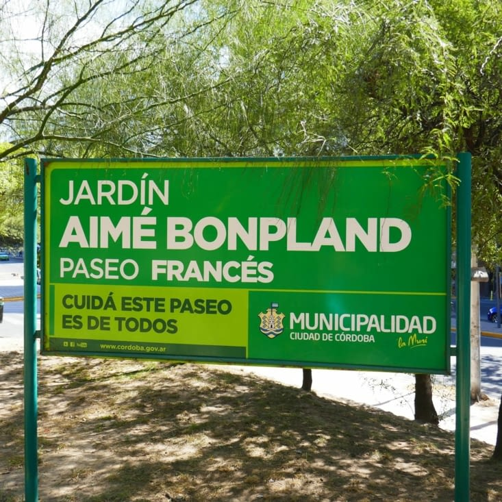 """C'est cool comme nom """"Bonpland"""". Encore mieux que Huggy les bons tuyaux."""