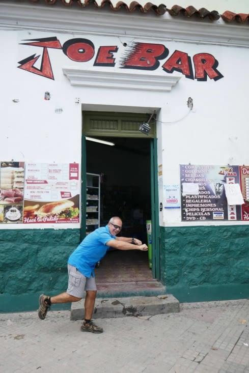Allez en route avec la Joe Bar Team pour la visite de la ville