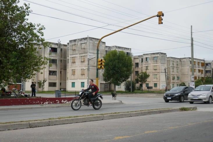 Comme dans toute grande ville, il y a des banlieues moins sexy...