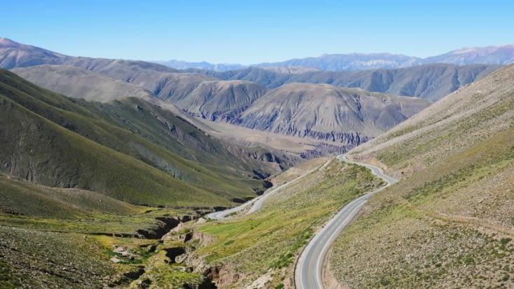 Il est surprenant de constater que le désert offre sans cesse de nouveaux paysages