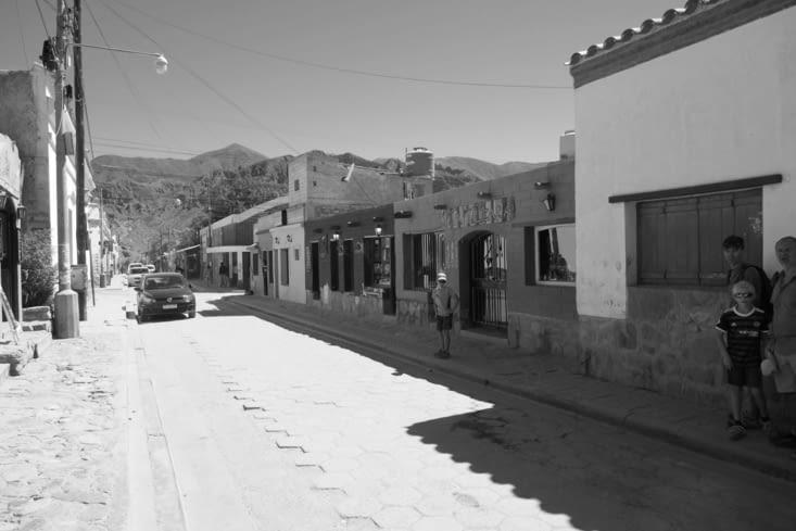 Une des rue de Tilcara