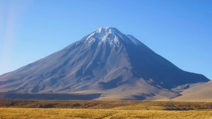Et puis un autre de volcan parce qu'il le vaut bien  !...