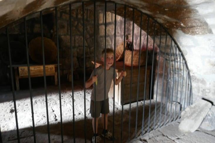 Au secours, mes parents m'ont emprisonné ! !!!
