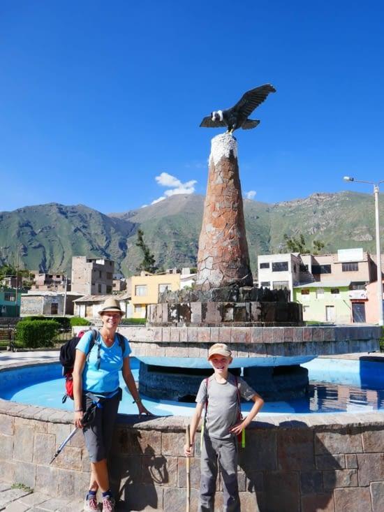 A la fontaine du condor