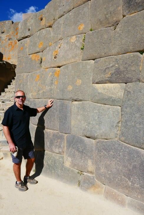 Thierry rève d'un mur comme celui là !