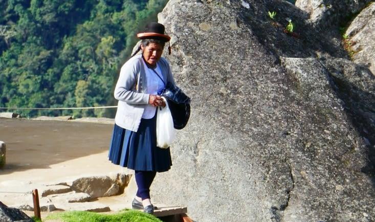 Une Inca ?