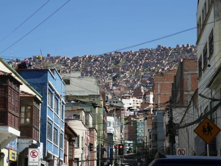 La Paz est la capitale administrative du pays et le gouvernement Bolivien y siège.