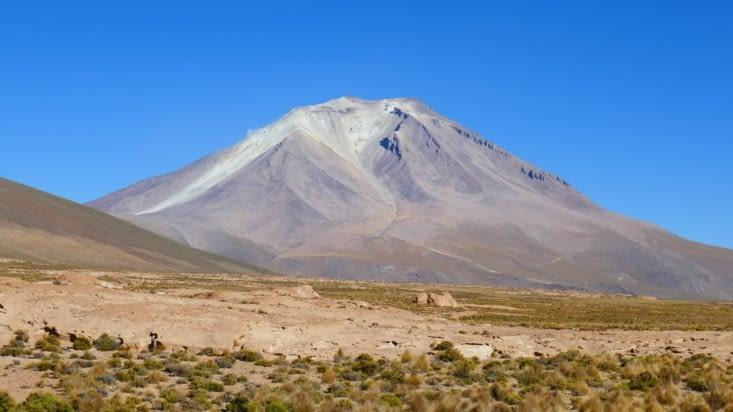 """Plaines désertiques et Volcans : c'est notre menu """"grandiose"""""""