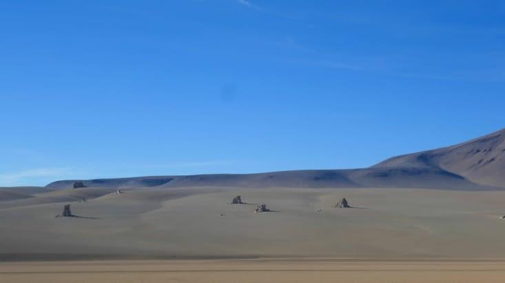 le désert de Dali