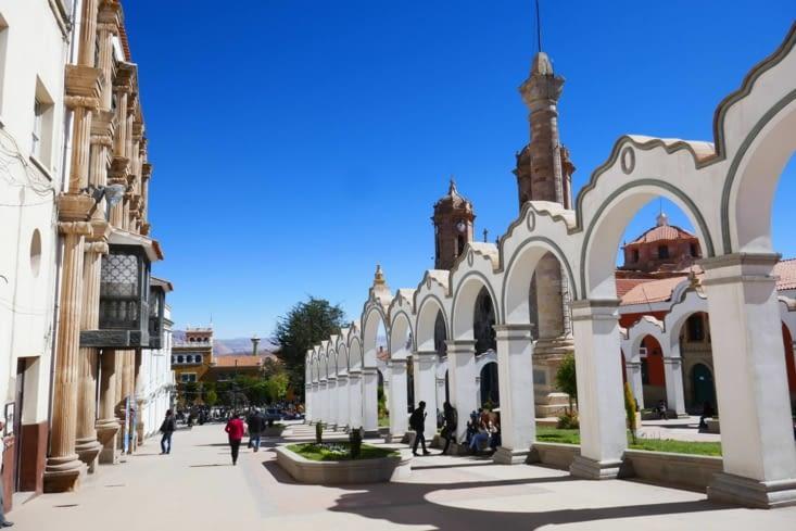 Architecture coloniale par excellence