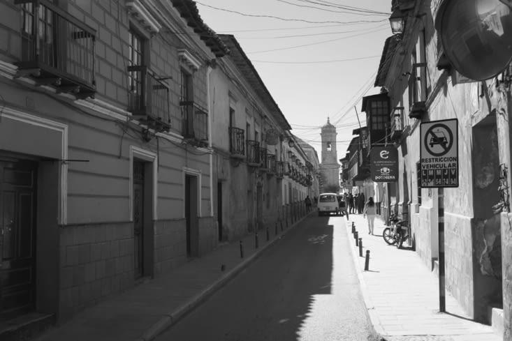 Une autre rue....