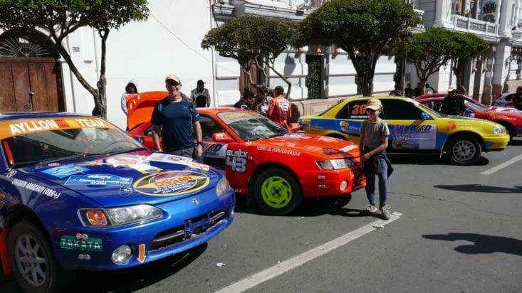 La plus grande course urbaine d'automobiles d'Amérique du Sud
