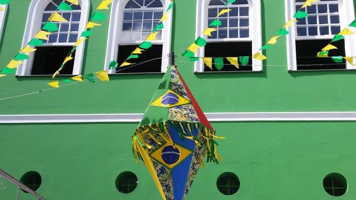 Viva Brasilia !