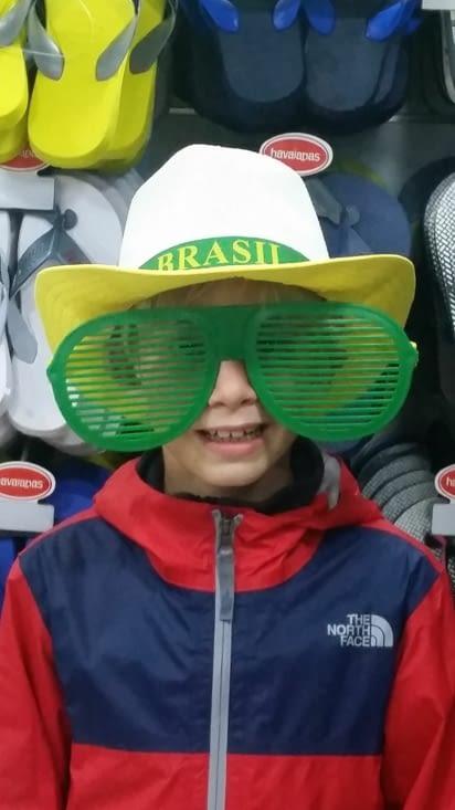 Une mouche brésilienne