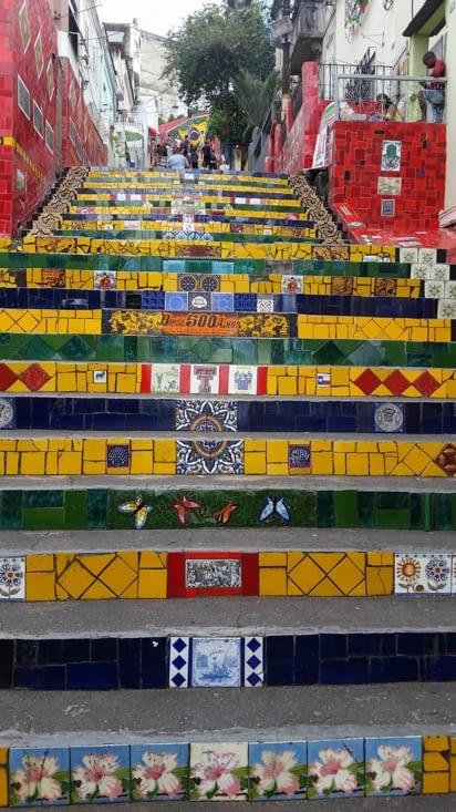 L'escalier de Selaron