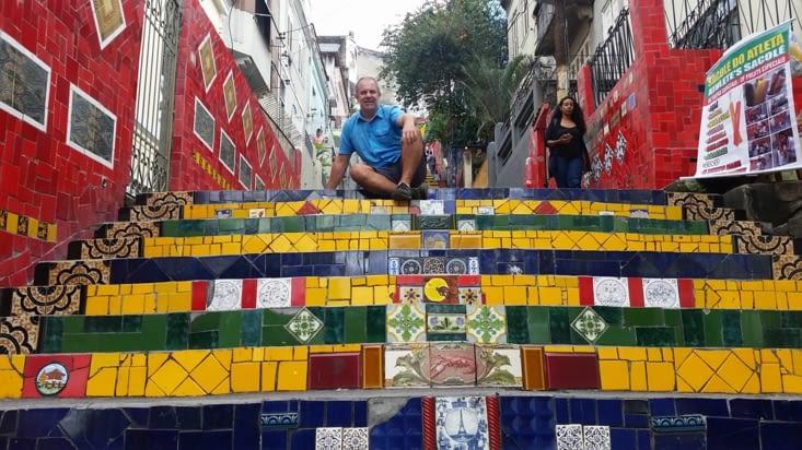 Son décès brutal en 2013 a  choquė la population Carioca
