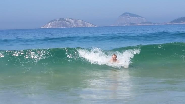 Tu seras Surfer mon fils !...