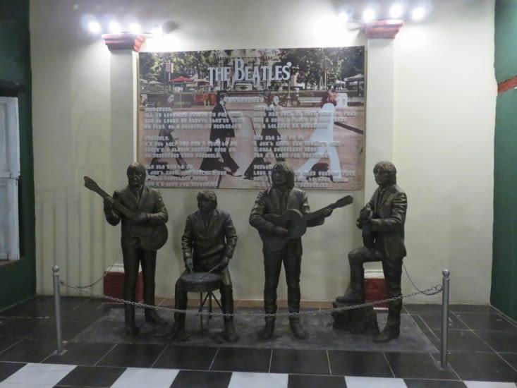 Le bar des Beatles