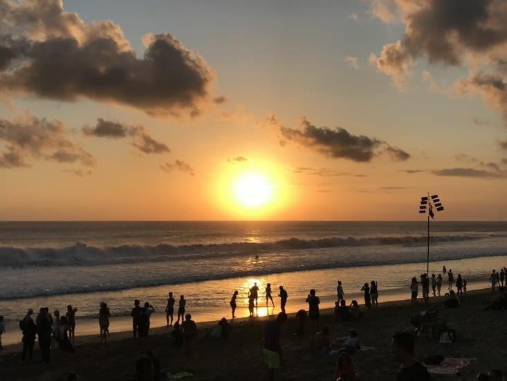 Sunset @ Seminyak