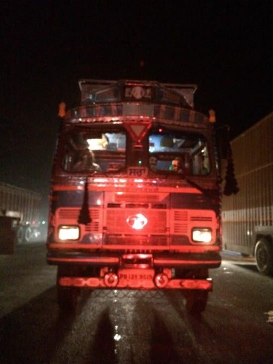 Hell's Truck... ou un camion parmi tant d'autres sur la route