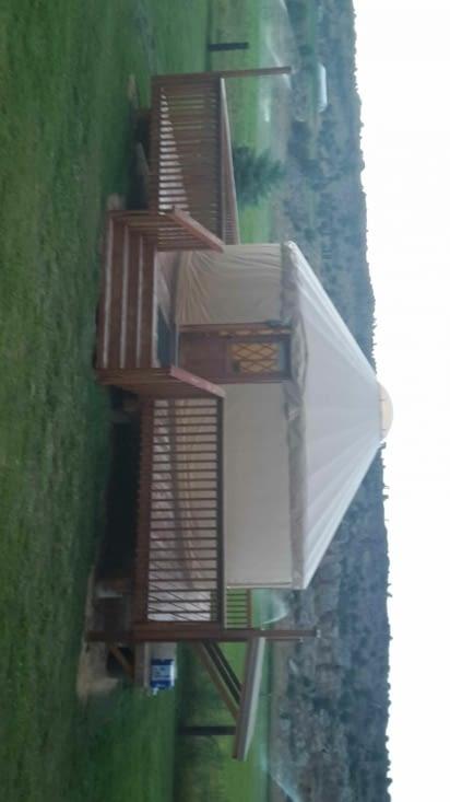 Notre Yurt