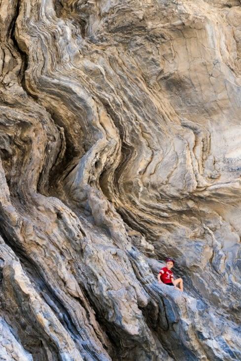 Formation géologique étonnante (bis)