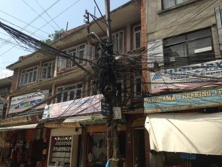 De grands défis électriques