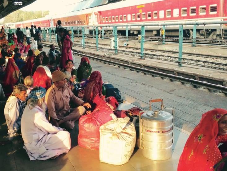 blog de voyage en inde l 39 odyss e des trains indiens. Black Bedroom Furniture Sets. Home Design Ideas
