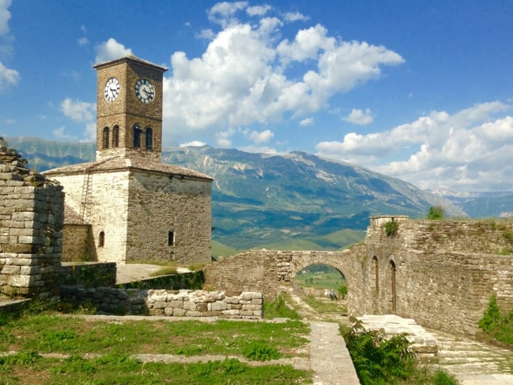 Gjirokastra, le village aux 1000 marches