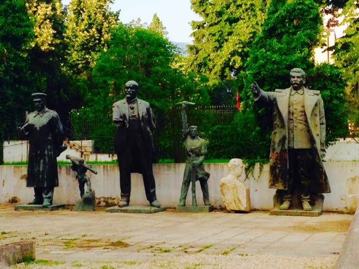 Tirana, une capitale presque en paix avec son histoire
